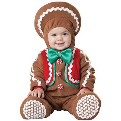 InCharacter Sweet Gingerbaby Infant Costume