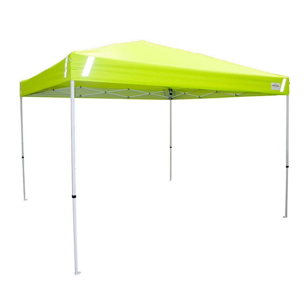 Image of Caravan 10x10 V-Series 2 Pro High Viz Safety Canopy - Yellow