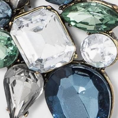 Emerald/Blue