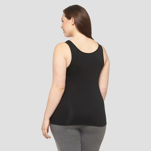 9f4c5df79cf14 Women s Plus Size Perfect Tank - Ava   Viv™   Target