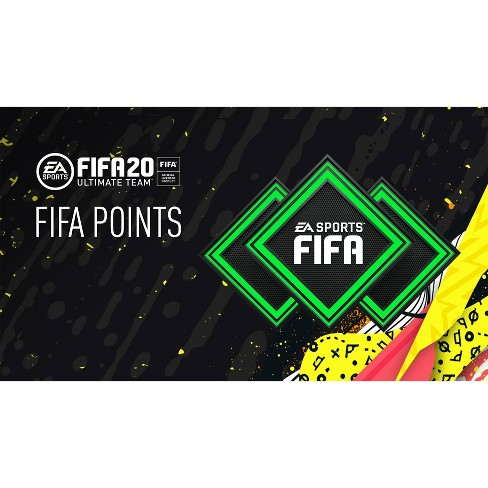 FIFA 20 Ultimate Team: 250 FIFA Points - Nintendo Switch (Digital) - image 1 of 1