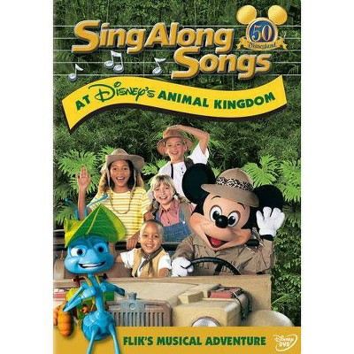 Sing Along Songs at Disney's Animal Kingdom: Flik's Musical Adventure (DVD)(2005)
