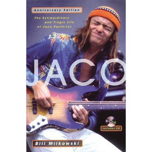 Jaco - by  Bill Milkowski (Mixed media product) - image 1 of 1