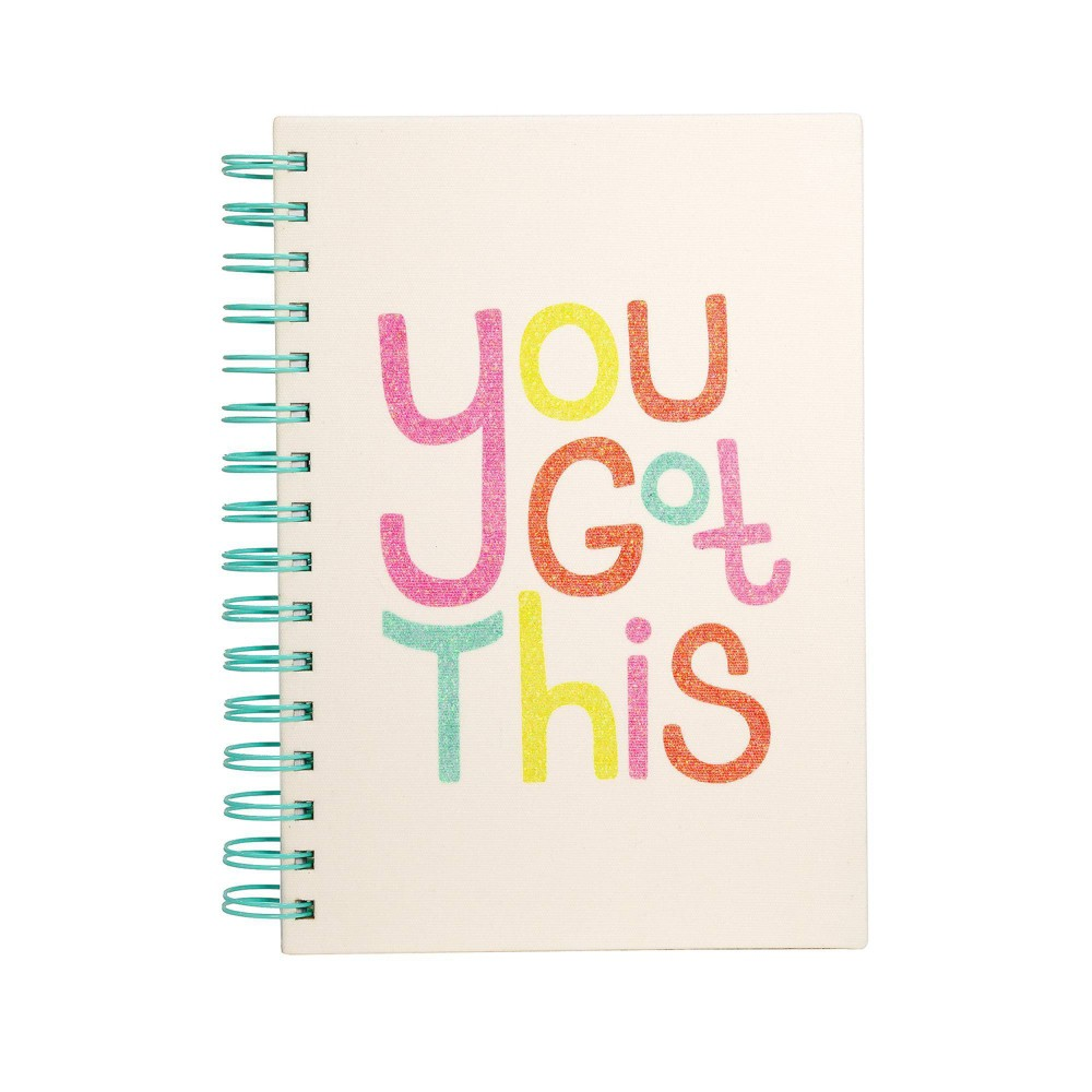 """Image of """"Ruled Journal You Got This Spiral 6"""""""" x 8"""""""" - Eccolo"""""""
