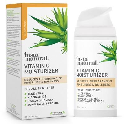 InstaNatural Vitamin C Facial Moisturizer - 3.4 fl oz