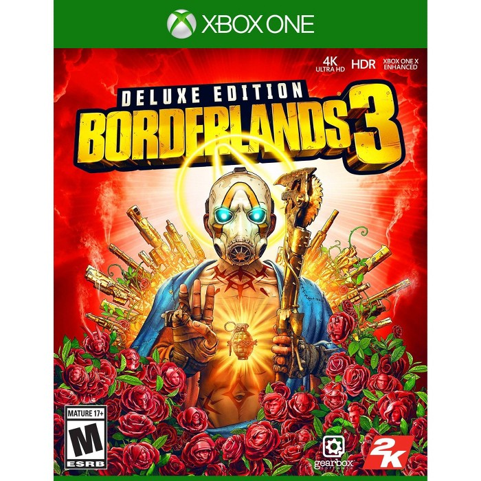 Borderlands 3: Deluxe Edition - Xbox One - image 1 of 15