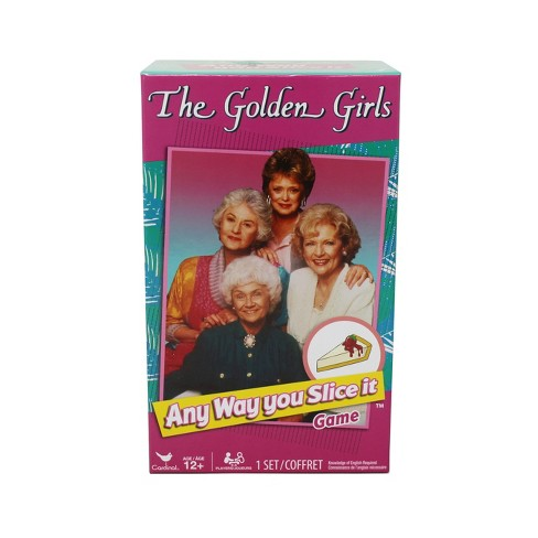 The Golden Girls Any Way you Slice it Game - image 1 of 4