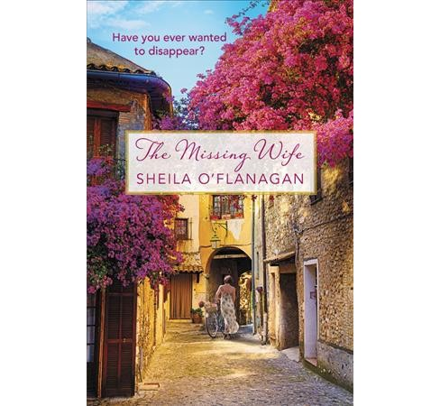 Missing Wife -  by Sheila O'Flanagan (Paperback) - image 1 of 1