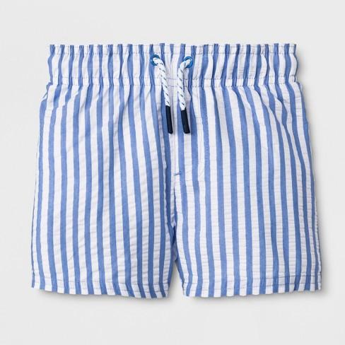 8926c2725d Baby Boys' Swim Trunks - Cat & Jack™ Blue : Target