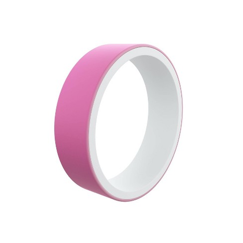 QALO Women's Switch Silicone Ring - Fuchsia and True White - image 1 of 3