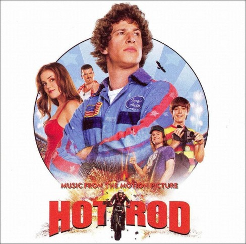 Various - Hot rod (Ost) (CD) - image 1 of 1
