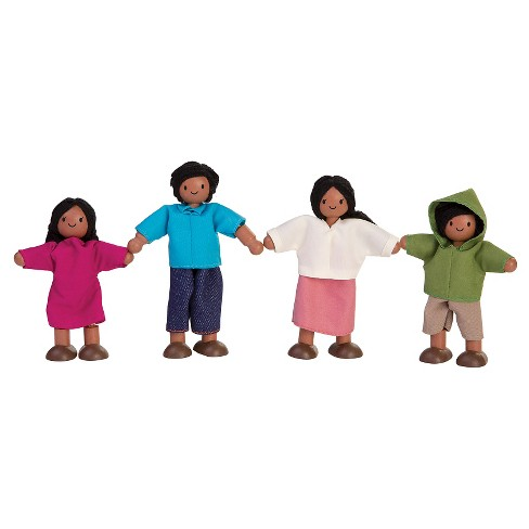 PlanToys Doll Family - Mediterranean - image 1 of 1