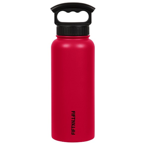 FIFTY/FIFTY 34oz Bottle 3 Finger Grip Cap - image 1 of 3