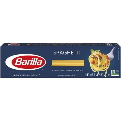 Barilla Spaghetti Pasta - 16oz - image 1 of 4