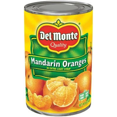 Del Monte Mandarin Oranges in Light Syrup 15oz