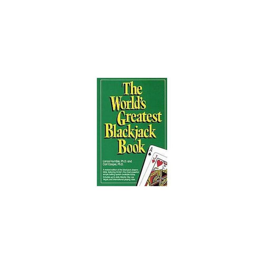 World's Greatest Blackjack Book (Reprint) (Paperback) (Lancelot Humble & Carl Cooper & Ken Cooper)