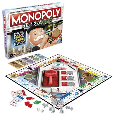 Monopoly Crooked Cash Game