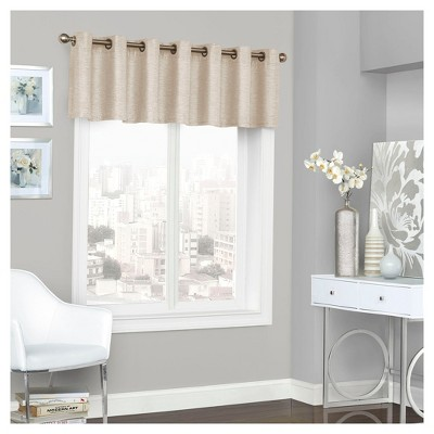 "18""x52"" Presto Thermalined Window Valance - Eclipse"