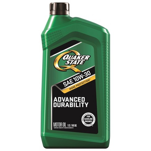 10W30 Engine Oil - Quaker State - image 1 of 2