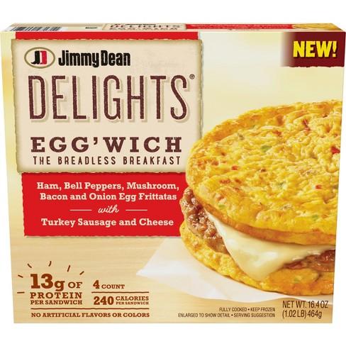 Jimmy Dean Farmhouse Frozen Frittata