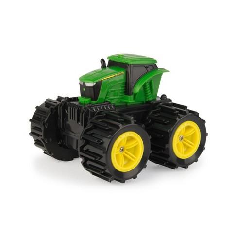 John Deere Monster Treads Mini Mega Wheels Tractor - image 1 of 2