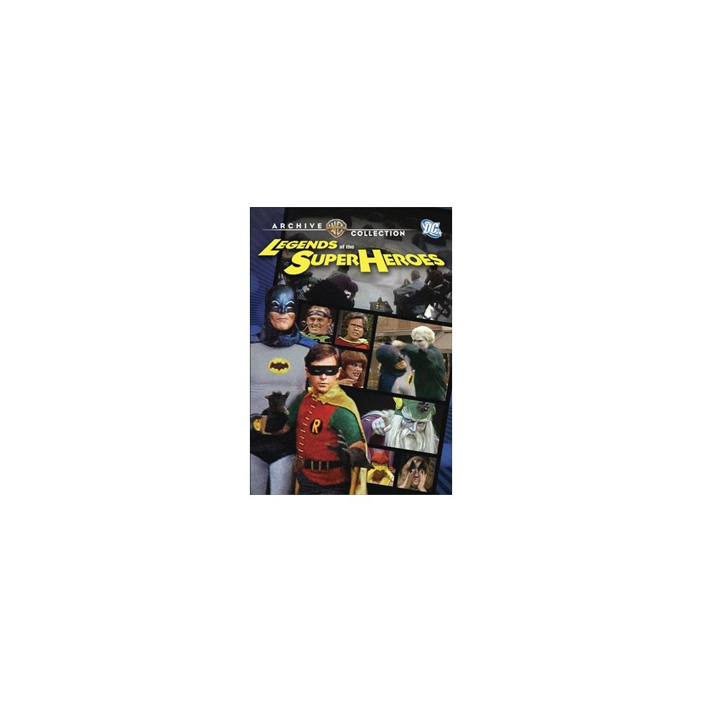 Legends Of The Superheroes (Dvd)