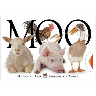 Moo (Original) (Hardcover) by Fleet Matthew Van
