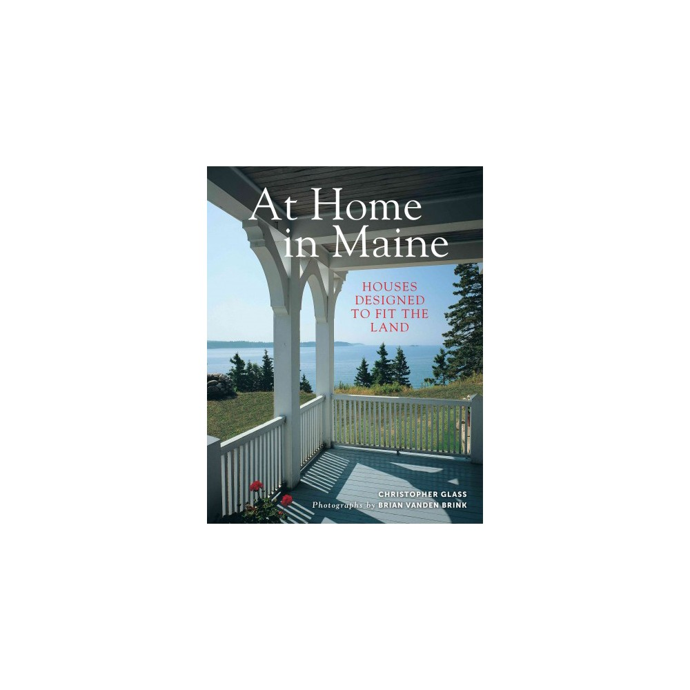 At Home In Maine (Reprint) (Paperback)