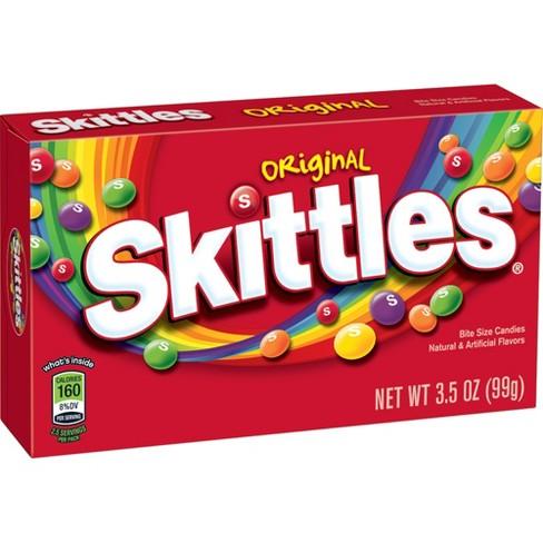 Skittles Original Theater Box Bite Size Candies 35oz Target