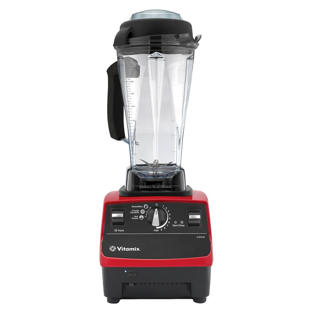 Vitamix Certified Reconditioned Program Blender – Red 1890 16127295