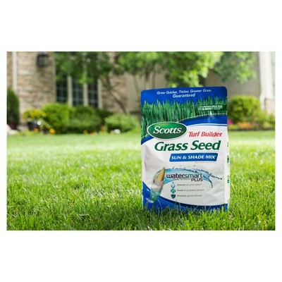 Scotts Turf Builder Grass Seed Sun & Shade Mix 3lb