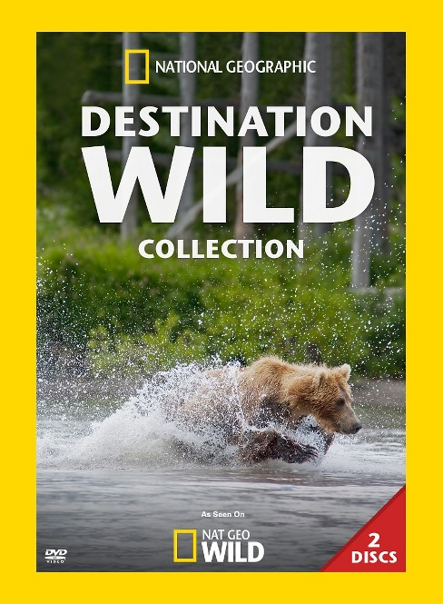 Destination wild collection (DVD) - image 1 of 1