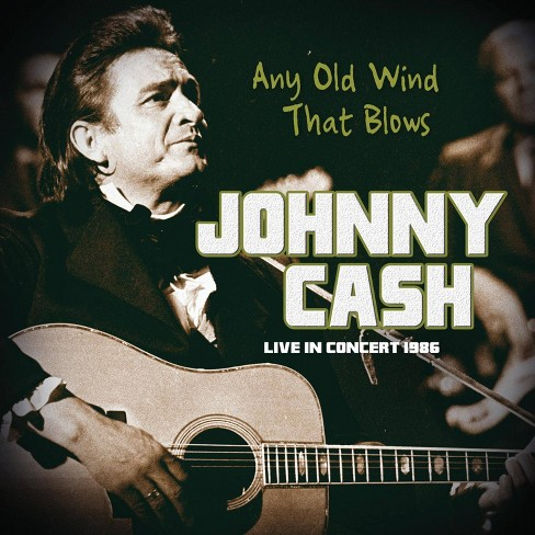 Johnny Cash - Any Old Wind That Blows (CD) - image 1 of 1