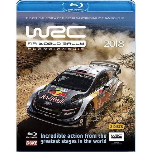 World Rally Championship 2018 Review (Blu-ray) - image 1 of 1