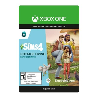 The Sims 4: Cottage Living Expansion Pack - Xbox One/Series X S (Digital)