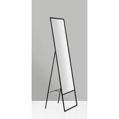 Alfred Over Sized Floor Mirror - Adesso