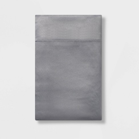 Standard Solid Satin Pillowcase - Room Essentials™ - image 1 of 1