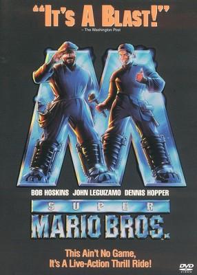 Super Mario Brothers (DVD)