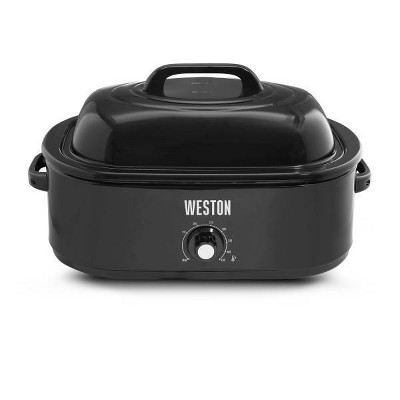 Weston 18qt Roaster Oven - Black
