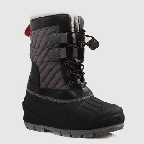 Boys' Emery Winter Boots - Cat & Jack™ - image 1 of 3
