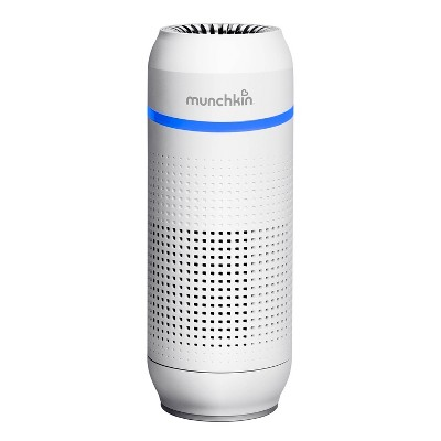 Munchkin Portable Air Purifier 4-Stage True HEPA Filtration System