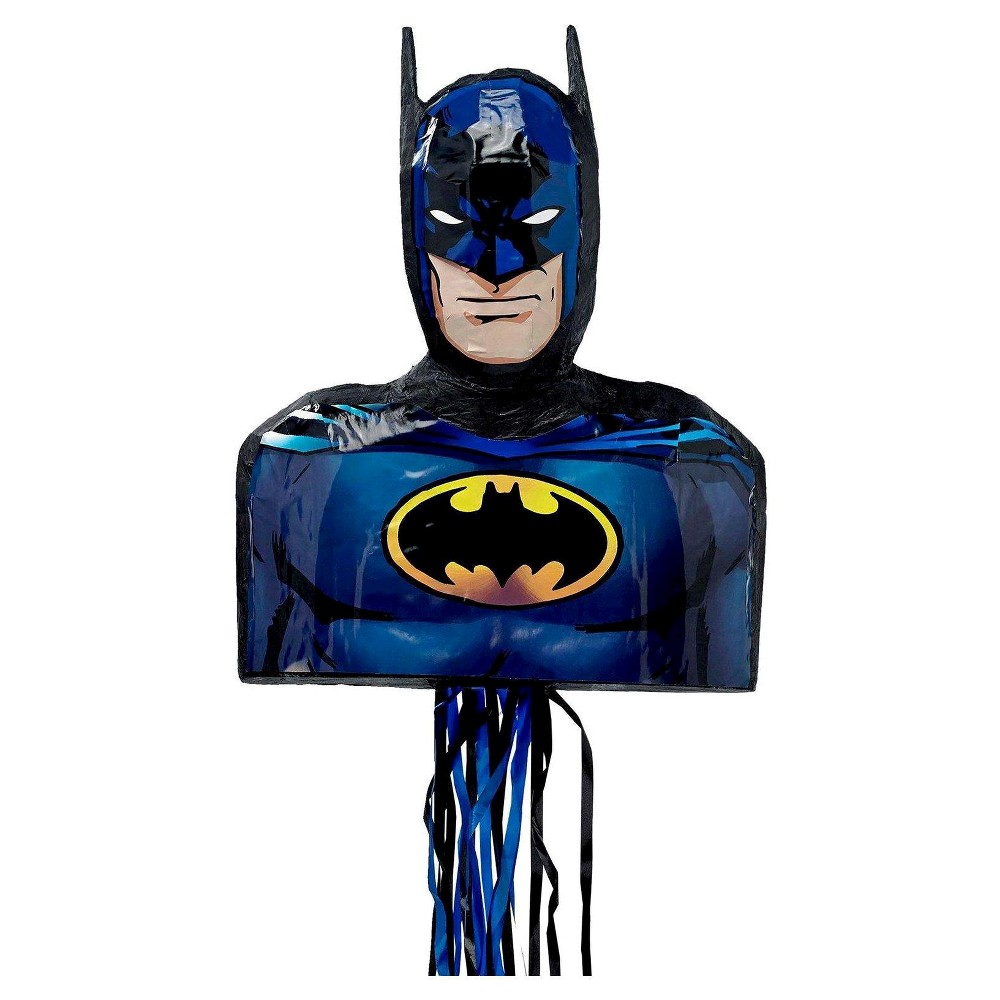Image of Batman Pinata, party decorations and accessories
