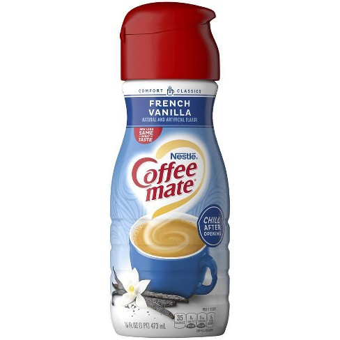 Coffee-Mate French Vanilla Creamer 16 oz - image 1 of 1