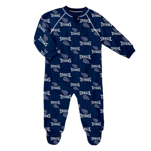best cheap 72457 e3847 NFL Tennessee Titans Baby Boys' Blanket Sleeper