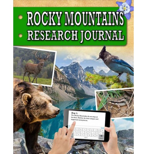 Rocky Mountains Research Journal (Paperback) (Natalie Hyde) - image 1 of 1