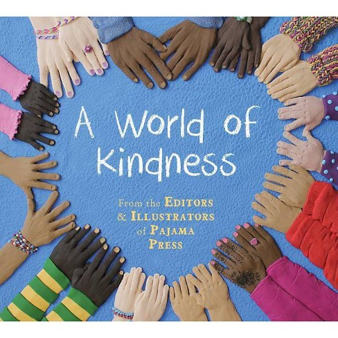 A World of Kindness - (Hardcover) - image 1 of 1