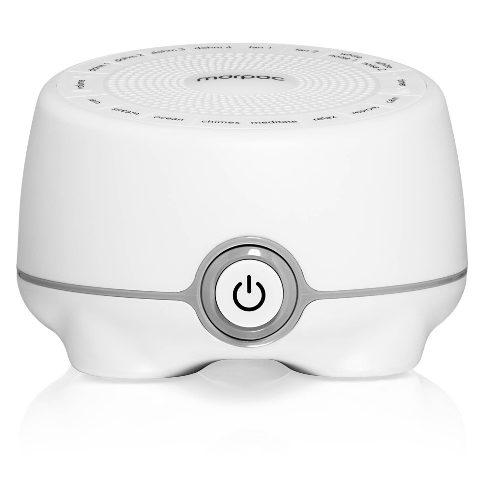 Image of Marpac Whish White Noise Sound Machine 16 Sounds - White