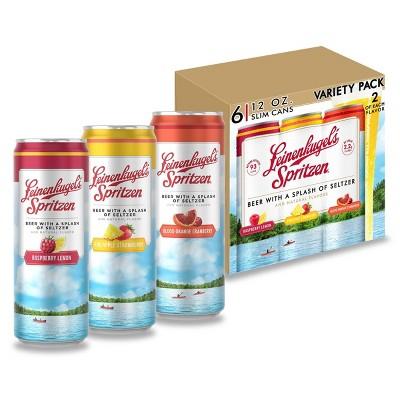Leinenkugel's Spritzen Variety Pack - 6pk/12 fl oz Slim Cans
