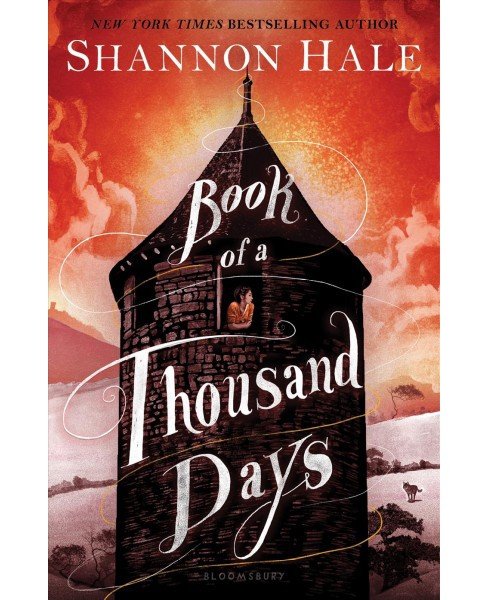 Book of a Thousand Days (Reprint) (Paperback) (Shannon Hale) - image 1 of 1