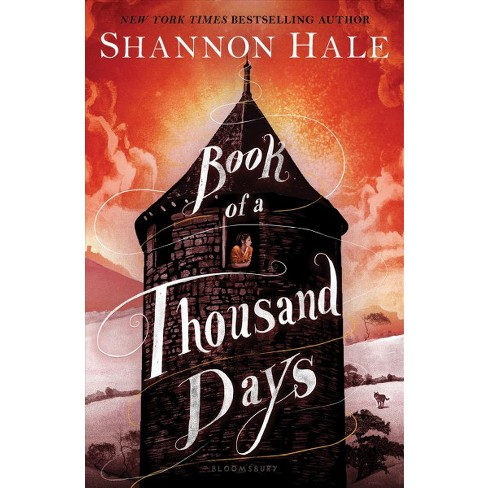 Book Of A Thousand Days Reprint Paperback Shannon Hale Target